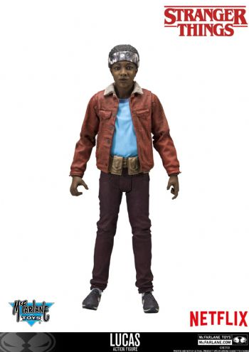 "Stranger Things  Lucas 7"" Action Figure"